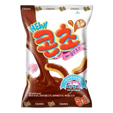 Crown Corn Choco Hazelnut 66g