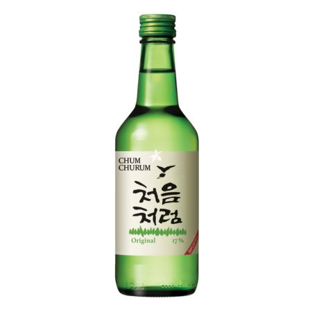 Lotte Chum Churum Soju - Original Alc 18% 360ml
