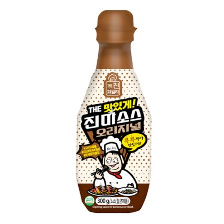 Jinmi Dippng Sauce for Barbecue or Steak 300g