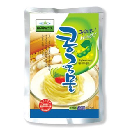 Chil Kab Soy Bean Soup Base for Noodle 300g