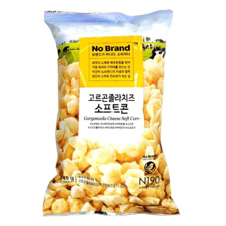 No Brand Gorgonzola Cheese Soft Corn 145g