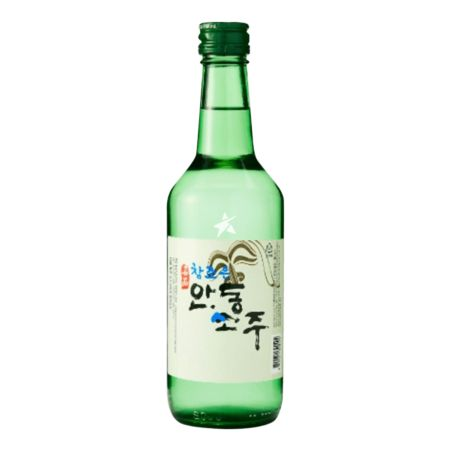 Andong Soju 360ml 16.9% Alc./Vol