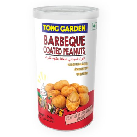 Tong Garden Barbeque Coasted Peanuts 160g