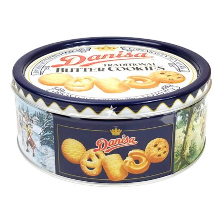 Danisa Traditional Butter Cookies 375g