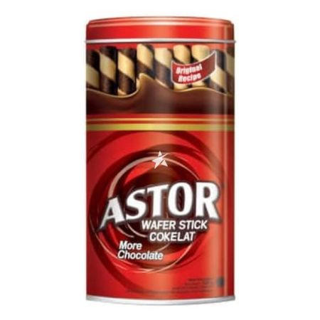 Astor Chocolate Wafer Roll 330g