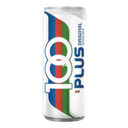 100 Plus Isotonic Drink - Original Flavour 325ml