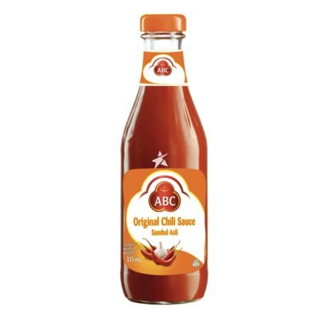 ABC Heinz Original Chilli Sauce - Sambal Asli 335ml