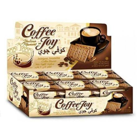 Mayora Coffee Joy Biscuits 45g (Pack of 18)