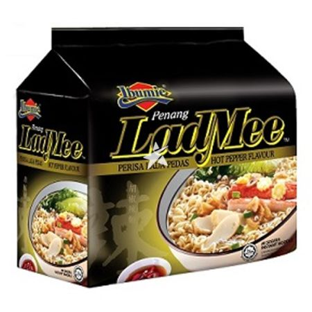 Ibumie Penang LadMee (Pack of 5) 375g