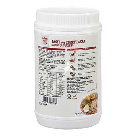 Tean's Gourmet Paste for Curry Laksa 1kg