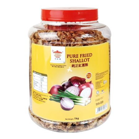 Tean's Courmet Pure Fried Shallot 1kg