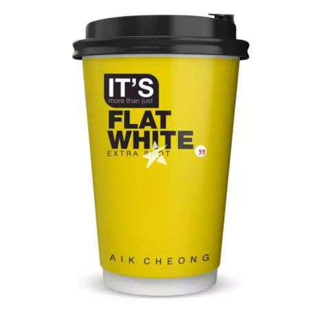 Aik Cheong It's Cup Flat White Extra Shot 41g