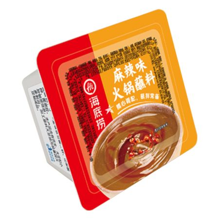 Haidilao Hotpot Dipping Sauce Hot & Spicy 140g