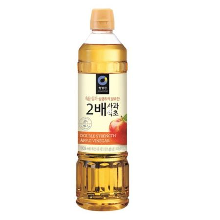 Daesang Chung Jung One Double Strength Apple Vinegar 500ml