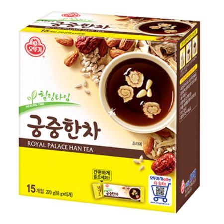 Ottogi Healing Time Royal Palace Han Tea (18g*15) 270g