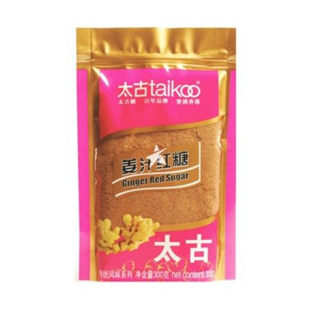 Taikoo Brown Sugar With Ginger 300g