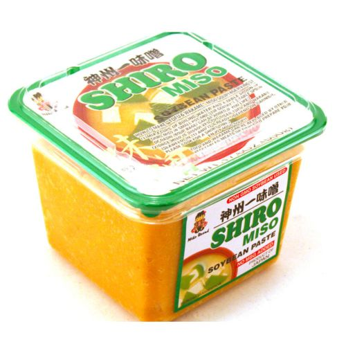 [Old Barcode] Miko Brand Shiro Miso Soybean Paste 500g