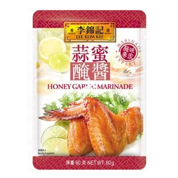 [Old Barcode] Lee Kum Kee Sauce for Honey Garlic Marinade 60g