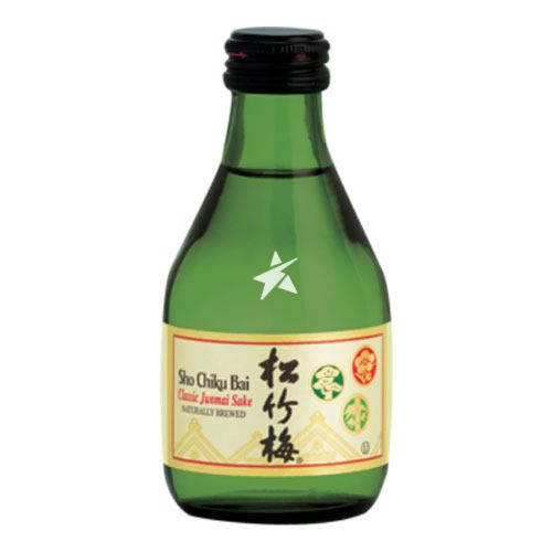 Takara 宝酒造松竹梅日本纯米酿清酒 180ml 15% Alc./Vol