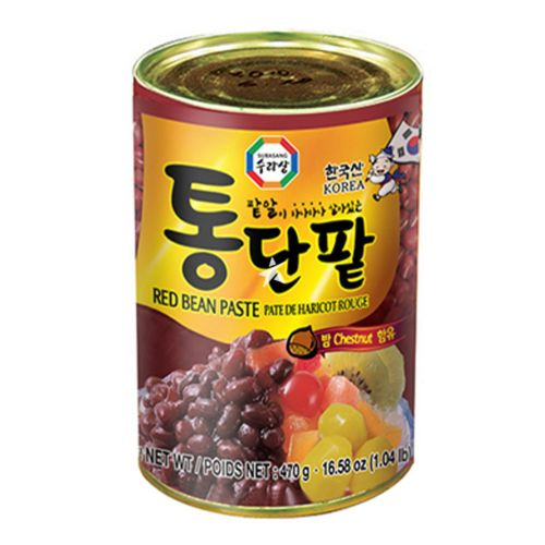 Surasang Canned Boiled Red Bean Paste 470g
