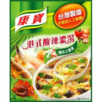 [Old Barcode] Knorr - Hot & Sour Soup 53g