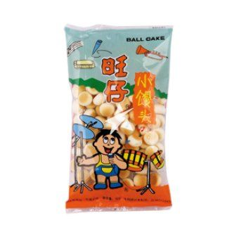 Want Want 旺旺 - 旺仔小馒头 50G
