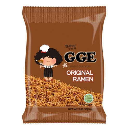 Weilih Good Good Eat Noodle Snack Original Flavour Net WT 2.82 OZ (80g)