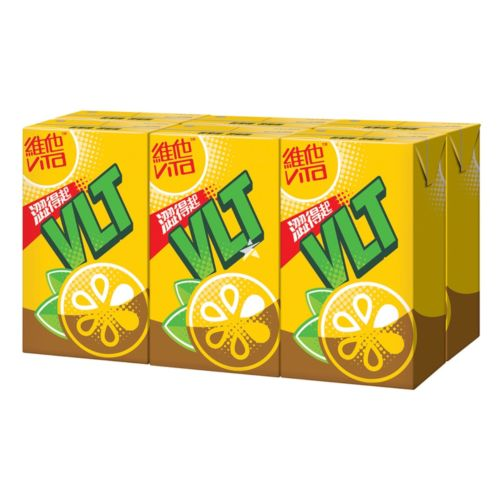 Vita Lemon Tea 250ml (Pack of 6)