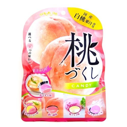 Senjakuame Candy Peach Flavour 81g