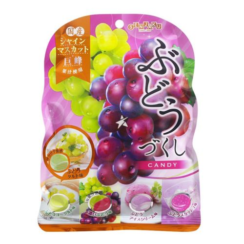 Senjakuame Candy Grape Flavour 81g