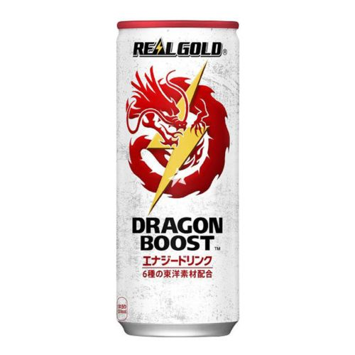Real Gold Energy Drink Dragon Boost 250ml
