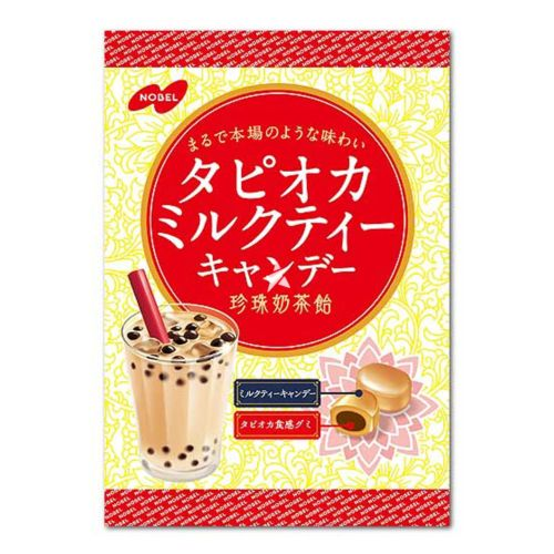 Nobel Tapioca Milk Tea Candy 90g