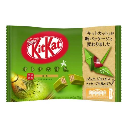 Nestle KitKat Matcha mini 13 Pieces 146.9g