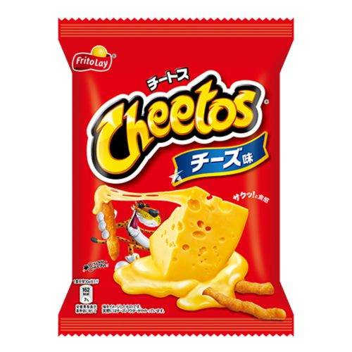 Fritolay Cheetos Cheese Flavour 75g