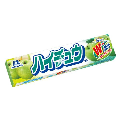 Morinaga Hi-Chew Soft Candy Apple Flavour 57g
