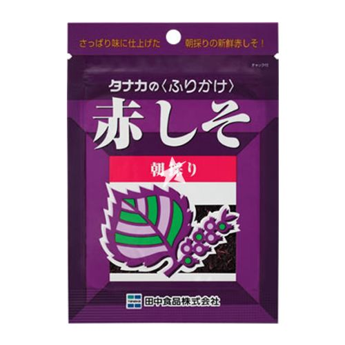 [Old Barcode] Tanaka Perilla Rice Seasoning 15G