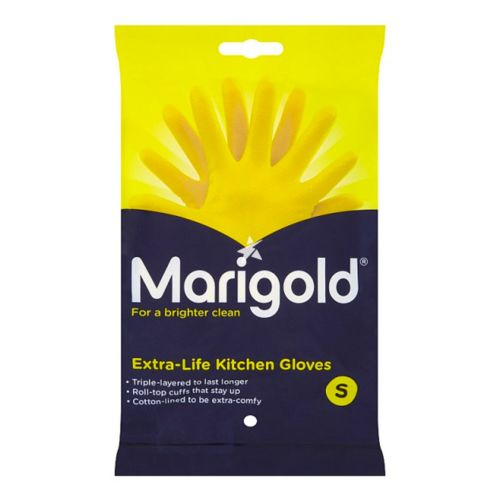 Marigold Extra-Life Kitchen Gloves Small