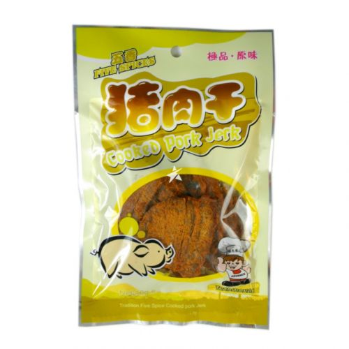 [Old Barcode] Advance Food Five Spice Dry Cooked Pork  Jerky 40g