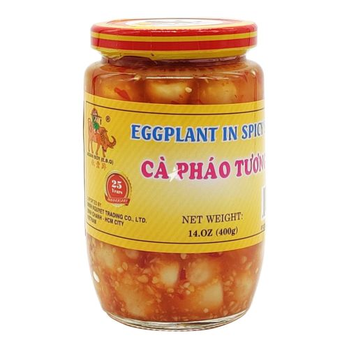 Asian Boy Eggplant in Spicy Sauce 400g