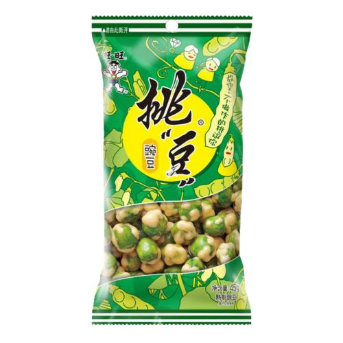 Want Want 旺旺挑豆 豌豆 45g