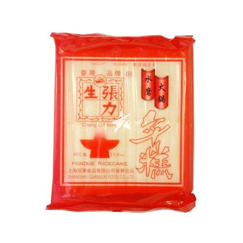 [Old Barcode] Chang Li Sheng Hot Pot Fondue Rice Cake 450g [hotpot]