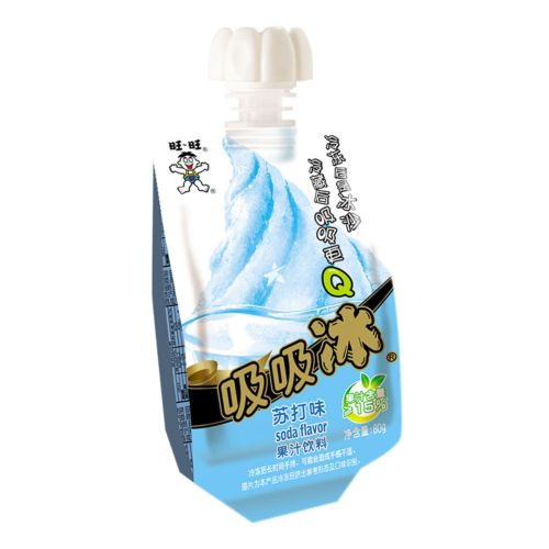 Want Want Ice Bar Soda Flavour 80g