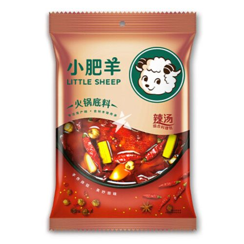 Little Sheep Hotpot Soup Base - Hot 235g