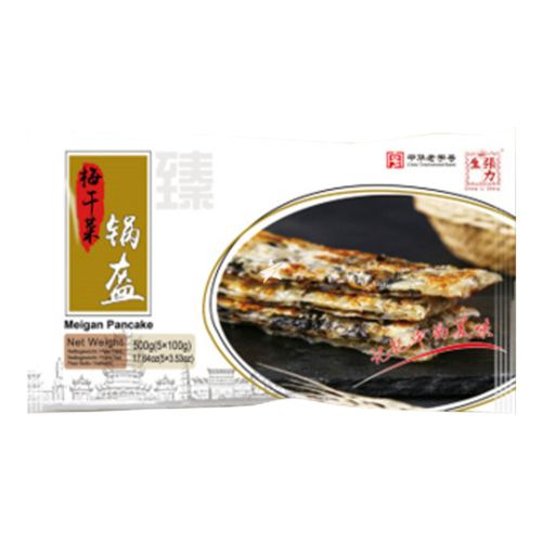 Chang Li Sheng Meigan Pancake (100g*5 Pieces) 500g