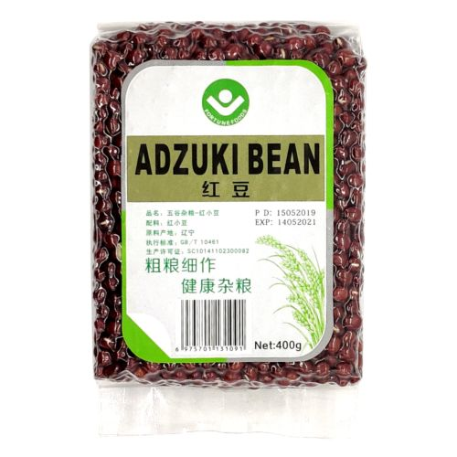 Fortune Foods Adzuki Bean (Red Bean) 400g