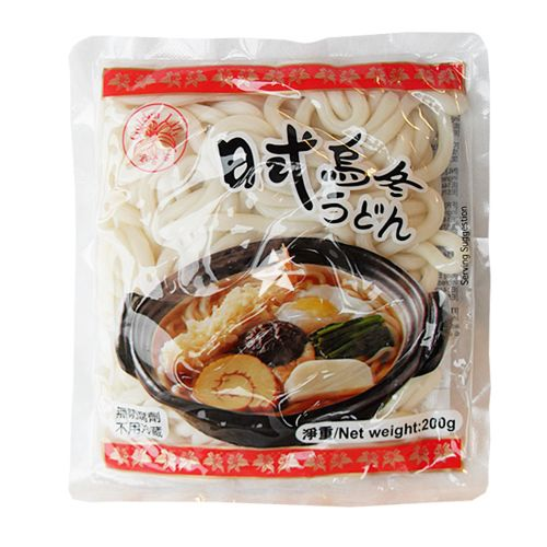 Golden Lily Japanese Style Udon Noodle 200g