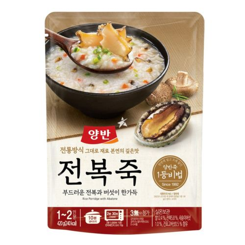 Dongwon Rice Porridge with Abalone 285g