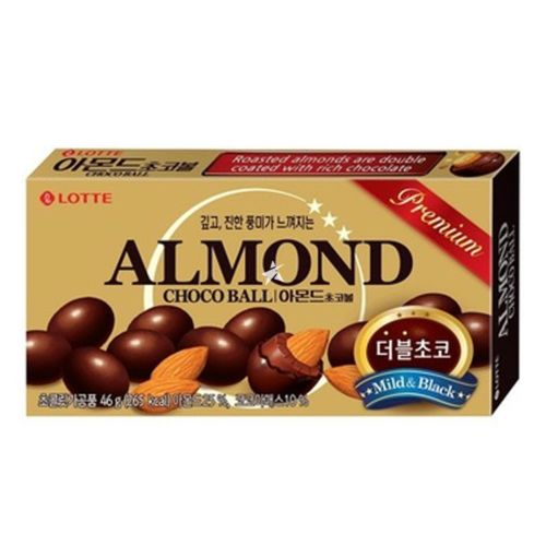 Lotte Almond Choco Ball 46g