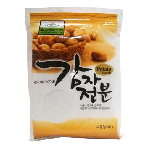 [Old Barcode] Chil Kab Potato Starch 500g