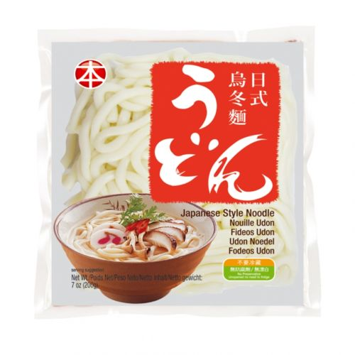 [Old Barcode] Japanese Style Udon Noodle 200g